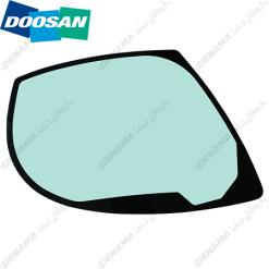 شیشه بغل بیل مکانیکی دوسان دی ایکس Doosan DX