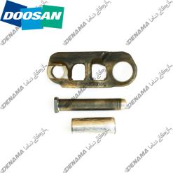 زنجیر بیل مکانیکی دوسان سولار و دی ایکس Doosan Solar DX