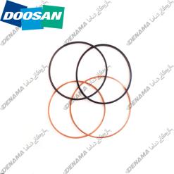 لوازم ترمز بیل مکانیکی چرخ لاستیکی دوسان سولار و دی ایکس Doosan Solar DX