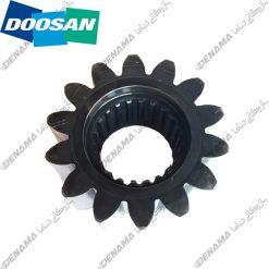 پینیون گیربکس گردان بیل مکانیکی دوسان سولار Doosan Solar 420