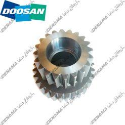 دنده گیربکس چرخ بیل مکانیکی دوسان سولار ۲۳۰ Doosan