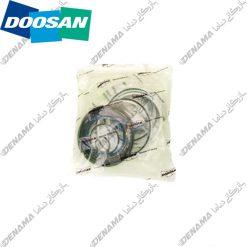 کیت سلکتور بیل مکانیکی دوسان سولار 185 لاستیکی Doosan Solar