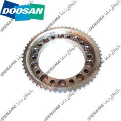 دنده کوپلینگ گیربکس چرخ بیل مکانیکی دوسان سولار Doosan Solar 230