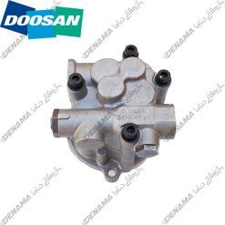 پمپ سروو بیل مکانیکی دوسان سولار-دی ایکس Doosan Solar DX 230