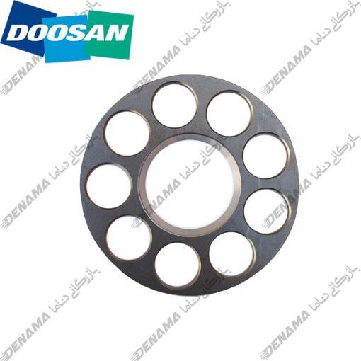 ست پلیت پمپ گردان بیل مکانیکی دوسان سولار-دی ایکس Doosan Solar DX 300