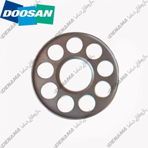 ست پلیت پمپ گردان بیل دوسان سولار Doosan Solar 230