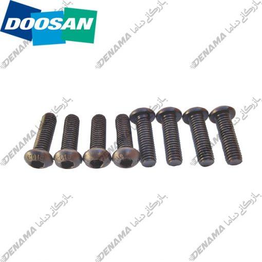 پیچ ست پلیت پمپ مادر بیل مکانیکی دوسان سولار Doosan Solar 420-185