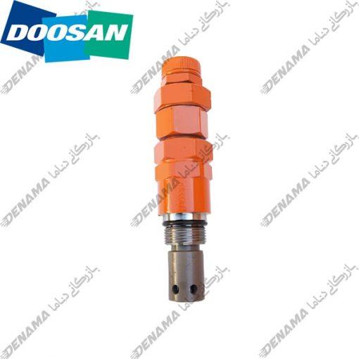 فشار شکن اصلی بیل مکانیکی دوسان سولار Doosan Solar 185