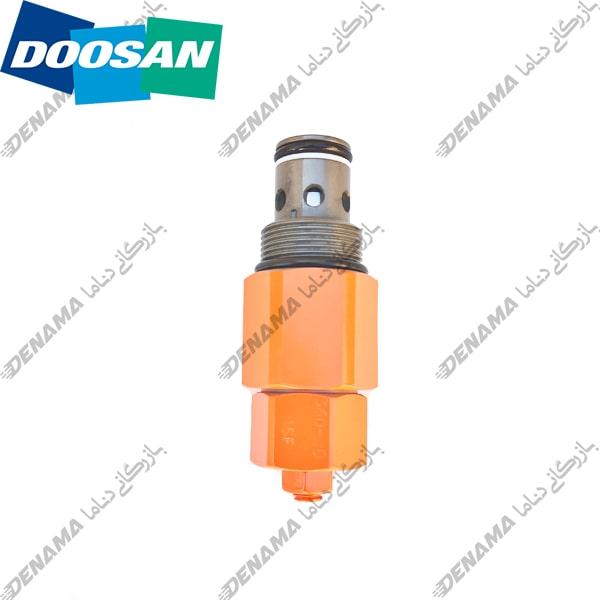فشار شکن ثانویه بیل مکانیکی دوسان سولار Doosan Solar 220-185