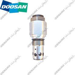 فشارشکن پمپ گردان بیل مکانیکی دوسان سولار 420 Doosan Solar