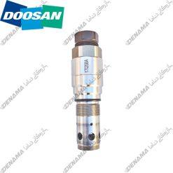 فشارشکن پمپ گردان بیل مکانیکی دوسان سولار 230 Doosan Solar