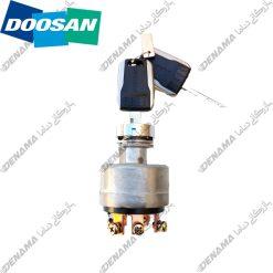 سوئیچ بیل مکانیکی دوسان سولار-دی ایکس Doosan Solar DX