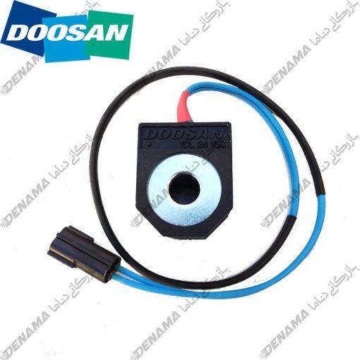 سلونوئید بیل مکانیکی دوسان سولار-دی ایکس Doosan Solar DX