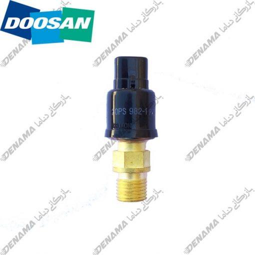 سنسور گازوئیل بیل مکانیکی دوسان سولار-دی ایکس Doosan Solar DX