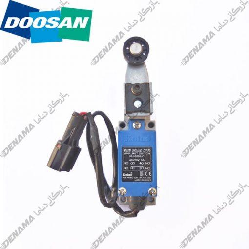 سوئیچ قطع کن بیل مکانیکی دوسان سولار Doosan Solar