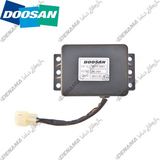 کنورتور بیل مکانیکی دوسان سولار-دی ایکس Doosan Solar DX