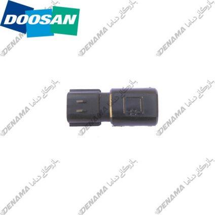 دیود کوتاه بیل مکانیکی دوسان سولار و دی ایکس Doosan Solar DX