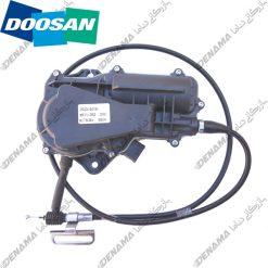 خاموش کن بیل مکانیکی دوسان سولار Doosan Solar