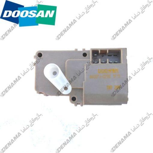 موتور دریچه کولر بیل مکانیکی دوسان Doosan