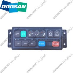 پنل کولر بیل مکانیکی دوسان سولار Doosan Solar