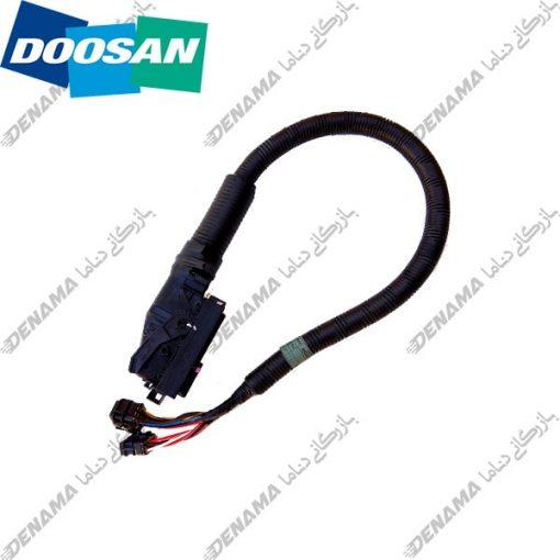 کابل ECU بیل مکانیکی دوسان DX دی ایکس Doosan