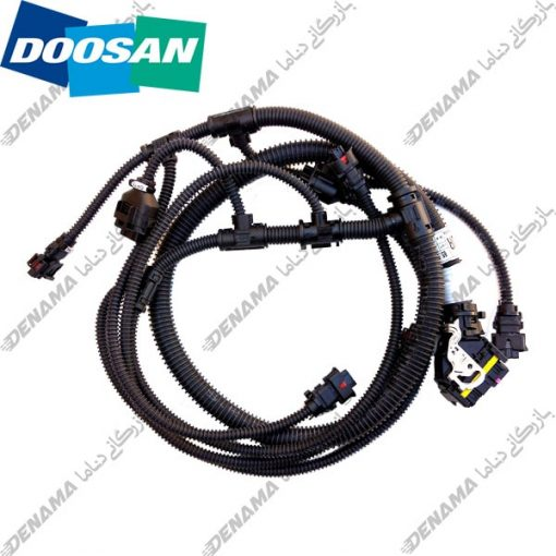 کابل ECU بیل مکانیکی دوسان دی ایکس Doosan DX