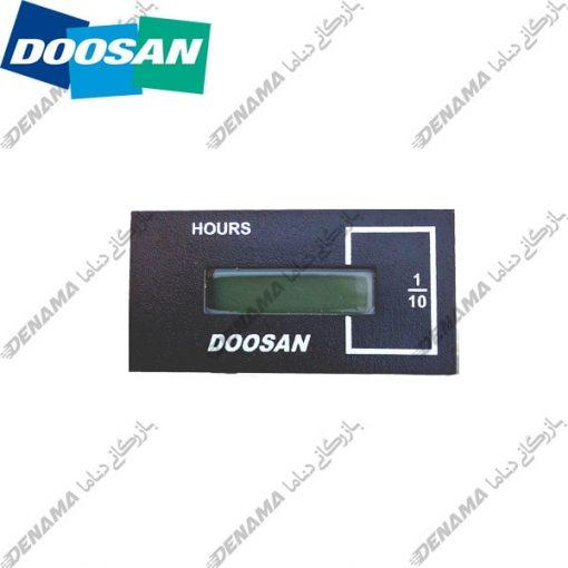ساعت کار بیل مکانیکی دوسان Doosan
