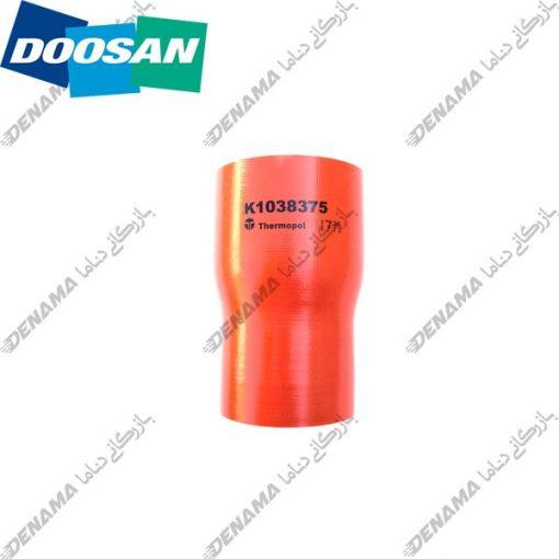 جنت اینتر کولر بیل مکانیکی دوسان دی ایکس Doosan DX 230